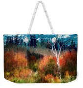 Autumn Feel Weekender Tote Bag
