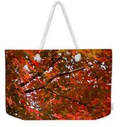 Autumn Foliage-1 Weekender Tote Bag