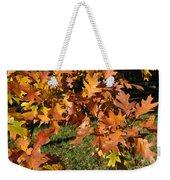 Autumn Fragrance Weekender Tote Bag