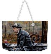 Autumn Friends Weekender Tote Bag