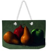 Autumn Fruit Weekender Tote Bag