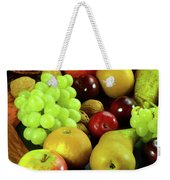 Autumn Fruits. Weekender Tote Bag