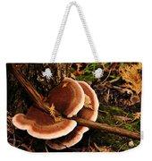Autumn Fungi Weekender Tote Bag