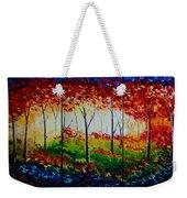 Autumn Glade Weekender Tote Bag