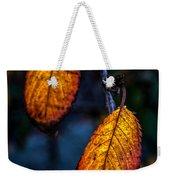 Autumn Gradation Weekender Tote Bag