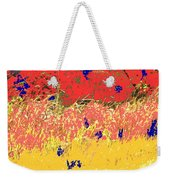 Autumn Grasses Weekender Tote Bag