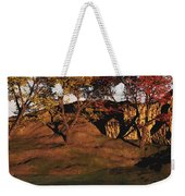 Autumn Grove Weekender Tote Bag