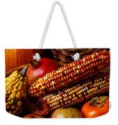 Autumn Harvest  Weekender Tote Bag by Garry Gay