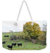 Autumn Herd Weekender Tote Bag
