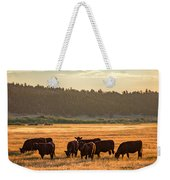 Autumn Herd Weekender Tote Bag