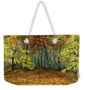 Autumn Hollow Weekender Tote Bag