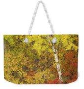 Autumn Impressions Weekender Tote Bag