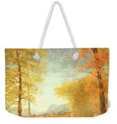 Autumn In America Weekender Tote Bag