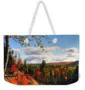Autumn In Arrowhead Provincial Park Weekender Tote Bag