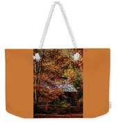 Autumn In Cades Cove Smnp Weekender Tote Bag