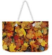 Autumn In Canada Weekender Tote Bag