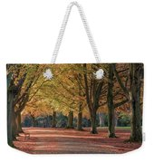 Autumn In Clifton, Bristol Weekender Tote Bag