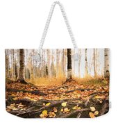 Autumn In Finland Weekender Tote Bag
