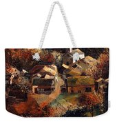 Autumn In Frahan Weekender Tote Bag