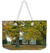 Autumn In Franklin Weekender Tote Bag