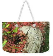 Autumn In Hampstead Weekender Tote Bag