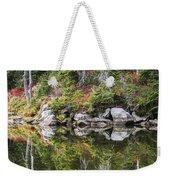 Autumn In Indian Heaven Weekender Tote Bag
