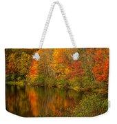 Autumn In Monroe Weekender Tote Bag