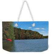 Autumn In Muskoka Weekender Tote Bag