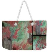 Autumn In My Soul Triptych Weekender Tote Bag