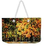 Autumn In Olde Virginia Weekender Tote Bag