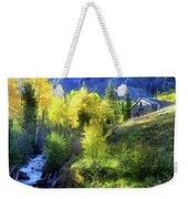 Autumn In Ophir - Colorado - Aspens Weekender Tote Bag