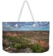 Autumn In Palo Duro Canyon, Texas 1 Weekender Tote Bag
