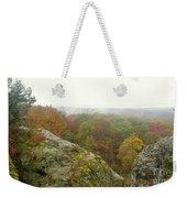 Autumn In Shawnee Weekender Tote Bag