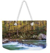 Autumn In Smoky Mountains National Park  Weekender Tote Bag