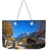 Autumn In South Tyrol Weekender Tote Bag