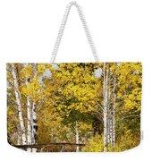 Autumn In Teton National Park Weekender Tote Bag