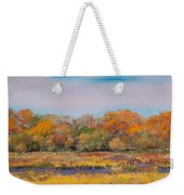Autumn In The Adirondack Mountains Weekender Tote Bag