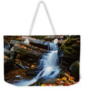 Autumn In The Catskills Weekender Tote Bag