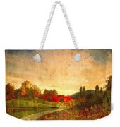 Autumn In The City 2 Weekender Tote Bag