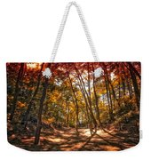 Autumn In The Dunes Weekender Tote Bag