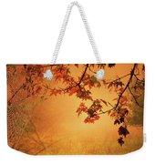 Autumn In The Fog. Weekender Tote Bag