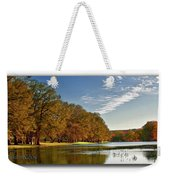 Autumn In The Hill Country Weekender Tote Bag