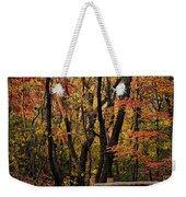 Autumn In The Rambles Weekender Tote Bag