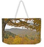 Autumn In The Smokies Weekender Tote Bag by Michael Peychich
