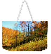Autumn In The Tennessee Hills Weekender Tote Bag