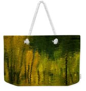 Autumn In Truckee Weekender Tote Bag by Donna Blackhall