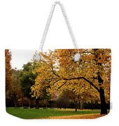 Autumn In Turin, Italy Weekender Tote Bag