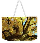Autumn Is My Favourite Colour Weekender Tote Bag
