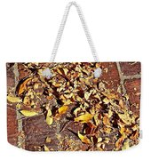 Autumn Is On The Way Weekender Tote Bag