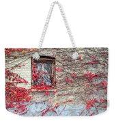 Autumn Ivy Weekender Tote Bag